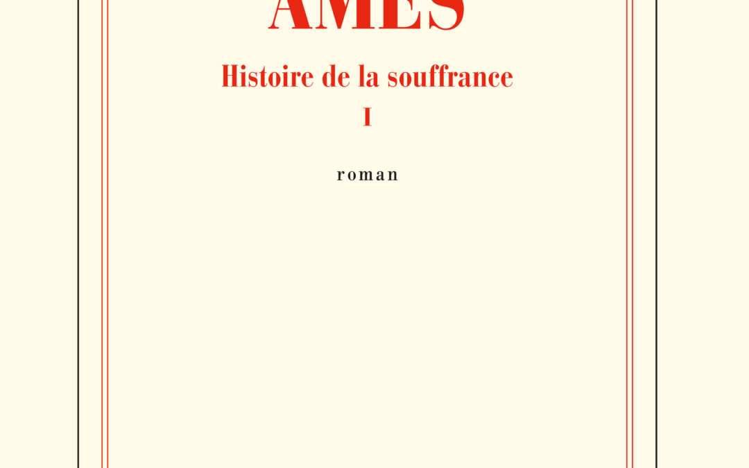 Âmes. Histoire de la souffrance I