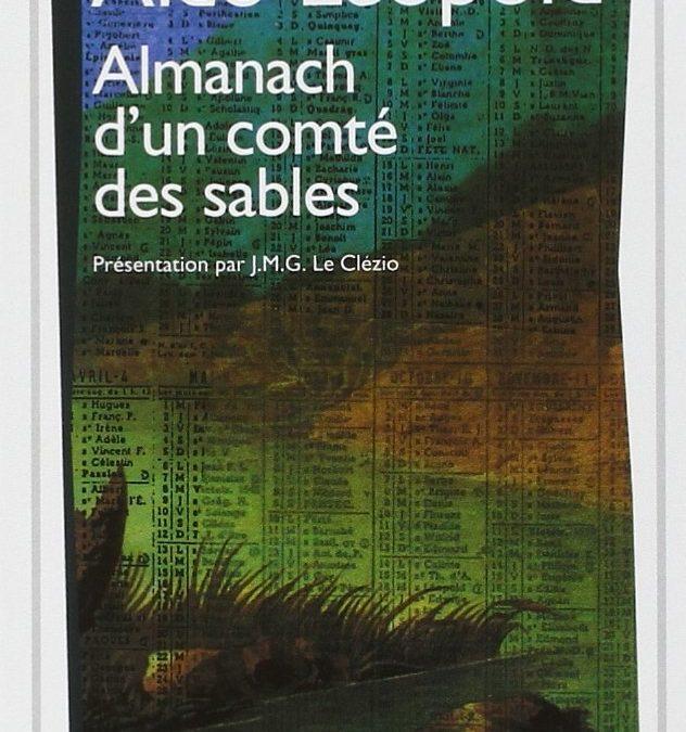 Almanach d'un comté des sables